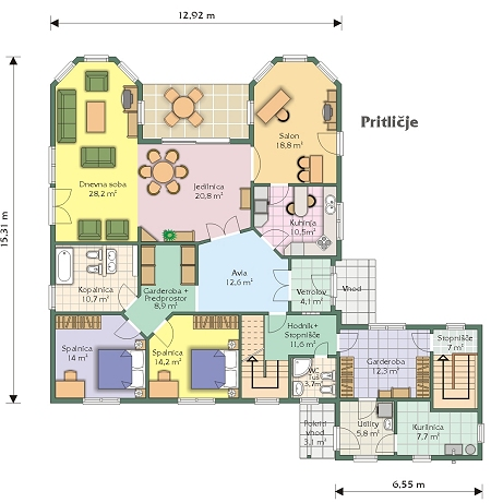 Folger blog planos de una casa - Plano de casa ...